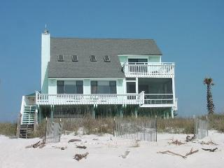 GULF FRONT 2 bedroom home with a loft. - Port Saint Joe vacation rentals