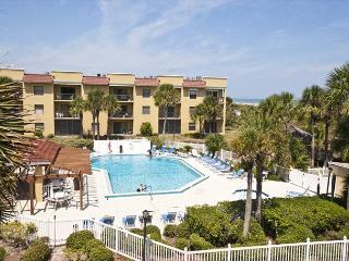 Ocean Village O35, Ocean View, 2 pools, Tennis - Saint Augustine Beach vacation rentals