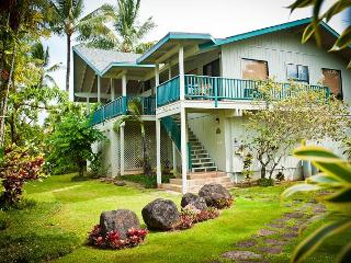 Offering 15% off Feb dates!! Just across the street from Hanalei Bay!! - Princeville vacation rentals