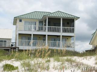 Gulf Front Home on Cape San Blas - Call for August Specials! - Port Saint Joe vacation rentals