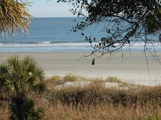 104 Oceanwood - Beautiful Oceanfront 4 Bedroom home w/ Hot Tub - Hilton Head vacation rentals