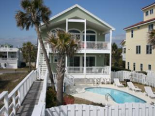 Nice House with Waterfront and Private Outdoor Pool - Inlet Beach vacation rentals