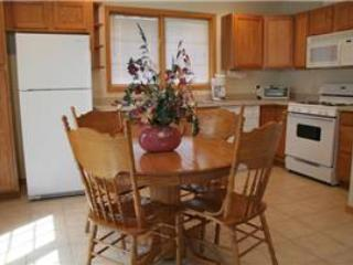 Spacious 2 BR Apartment above Vacation Home at Three Rivers Resort in Almont (George Bailey Loft) - Image 1 - Almont - rentals
