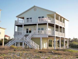 4 bedroom, pet friendly home with community pool shared by only 5 homes - Cape San Blas vacation rentals