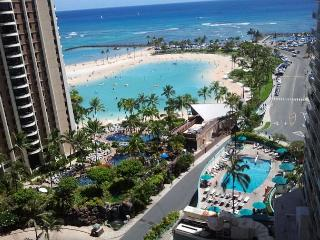 Ilikai 1614-Watch the Fireworks from Your Living Room! - Honolulu vacation rentals