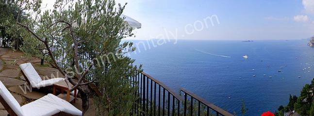 Villino Supremo - Image 1 - Positano - rentals
