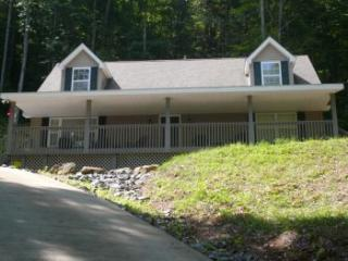 Wi Fi in the Smoky Mountains Creek Frontage - Sylva vacation rentals