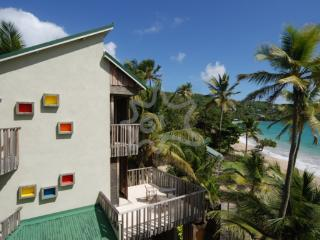 New Eden - Bequia Beach House With Pool - Friendship Bay vacation rentals