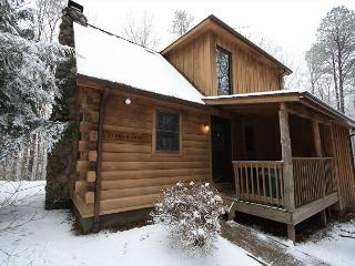 Very Cozy Hocking Hills Log Cabin - South Bloomingville vacation rentals