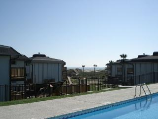 2 bedroom, 2 bath condo with a great view, community access to play area - Port Aransas vacation rentals