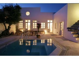 The villa by night - Luxury villa in Imerovigli - Imerovigli - rentals
