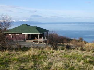 Custom Home with Stunning Ocean and Mountain Views - Alaska vacation rentals