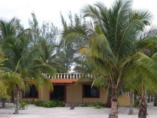 Imagine your vacation home, Casa del Sol, just steps way from a pristine white sandy beach - Casa del Sol-Superb Comfort on Celestun Beach - Celestun - rentals