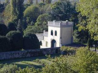 Charming and Historic Castle Apartment in the Veneto Region - Castello Ricco - Monselice vacation rentals