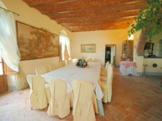 9 bedroom Villa in Brolio, Arezzo Area, Tuscany, Italy : ref 2230264 - Brolio vacation rentals