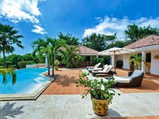 La Nina - Beautiful villa with private pool, gazebo & shared gym & tennis court - Terres Basses vacation rentals