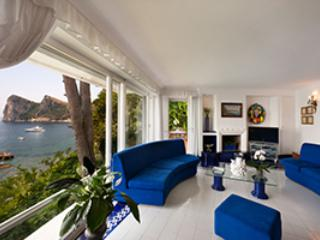 Luxurious 7 bedroom villa by the sea front on the Sorrento Coast - Sorrento vacation rentals