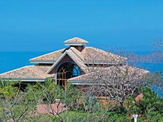The Palms  5 BR house with Hot Tub and Ocean View - Playa Hermosa vacation rentals