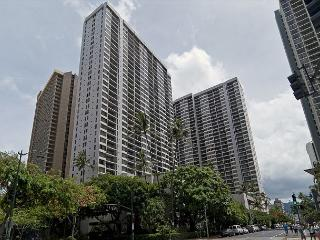 Amazing Condo with Partial Ocean Views, Free Parking, Walk to Beach - Honolulu vacation rentals