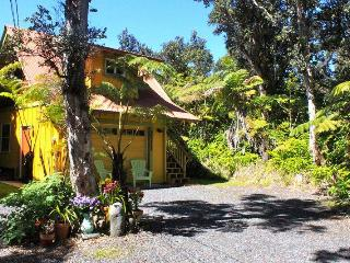 Mountain Cottage Adorably Romantic - Volcano vacation rentals