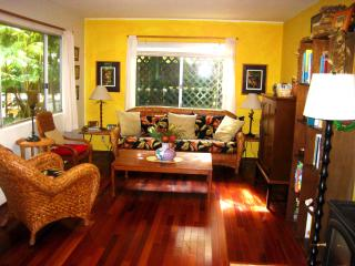 Hale I'iwi- Stay in 2 bed/2 bath Artist's Home! - Volcano vacation rentals