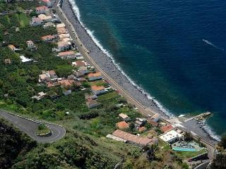House 50 metres from beach between banana fields - Calheta vacation rentals