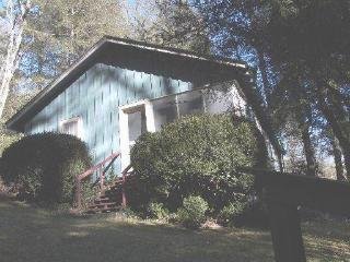 walk to town*60's mountain cabin*WiFi*patio - Highlands vacation rentals