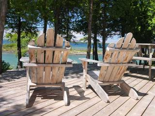 Bright Cottage with Deck and Dishwasher - Tobermory vacation rentals