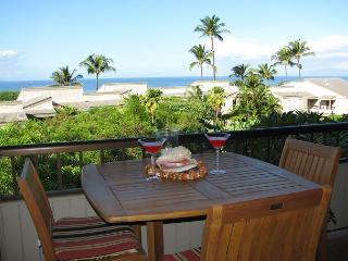 Wailea Ekolu #407 Completely Remodeled with Panoramic Ocean Views. Sleeps 2 - Wailea vacation rentals