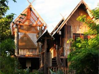 BaanBooLOo Thai Traditional Guesthouse & Villas - San Phi Suea vacation rentals