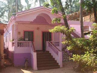 Pink House, Mandrem beach, Chill-out. from (website: hidden) - Mandrem vacation rentals