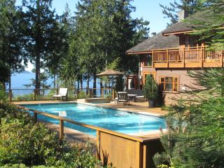 Point Williams Lodge . Oceanfront . Pool . Hot Tub - Olga vacation rentals