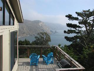 Dramatic, ocean view home, close to San Francisco! - Muir Beach vacation rentals