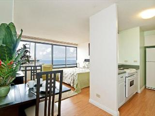 Ocean View Condo Close to Beaches, Tons of Amenities, and Free Parking! - Honolulu vacation rentals