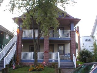 Huge Multi-Family Duplex, slps 17 in Ocean City NJ - Ocean City vacation rentals
