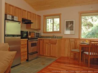 luxury cabins in a private west coast rainforest - Ucluelet vacation rentals