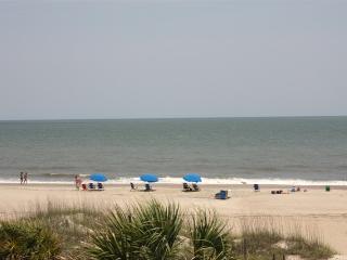 Ocean front condo Sandcastles beach club - Tybee Island vacation rentals