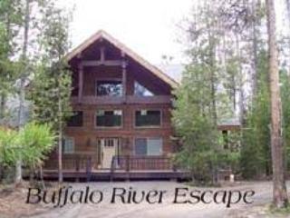 Buffalo River Escape - Island Park vacation rentals
