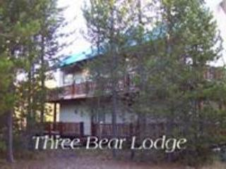 Three Bear Lodge - Image 1 - Island Park - rentals