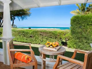 Two bedroom cottage on Hanalei Bay - Haena vacation rentals