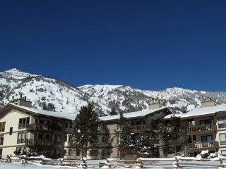 Nice 2 bedroom Teton Village Condo with Deck - Teton Village vacation rentals