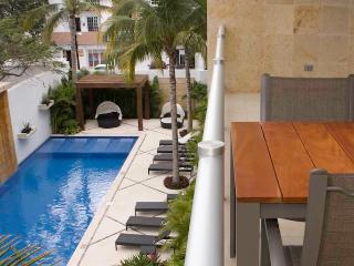 Oasis 12 Luxury Condo Heart Of Playa Del Carmen - Playa del Carmen vacation rentals