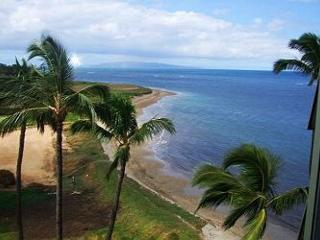 Spectacular Ocean View Oceanfront 2 bd 2 Bath Sleeps 6  Great Rates!! - Kihei vacation rentals
