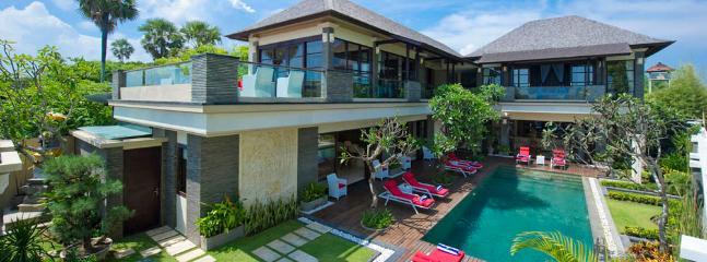 Lega -  master bedroom sitting area - Villa LeGa - an elite haven - Seminyak - rentals
