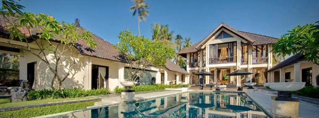 Ylang Ylang -  pool & view - The Ylang Ylang - an elite haven - Ketewel - rentals