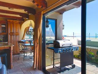 Ocean Front Luxury 6 - Large BBQ Terrace, Perfect for An Amazing Beach Retreat! - Hermosa Beach vacation rentals