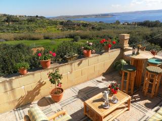 Great Seaview Location, Near Sea - No Car Needed! - Ghajnsielem vacation rentals