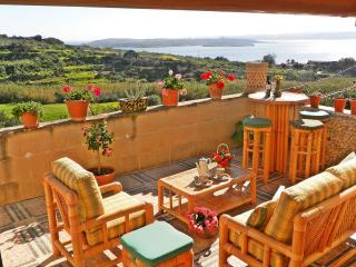 Gozo Luxury Seaview Villa near the Sea - Ghajnsielem vacation rentals