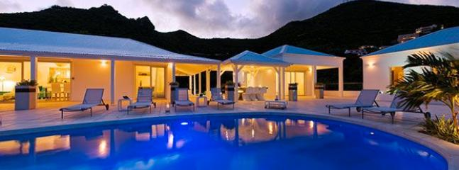 Alizee at Guana Bay, Saint Maarten - Ocean View, Walk To Beach, Pool - Image 1 - Guana Bay - rentals