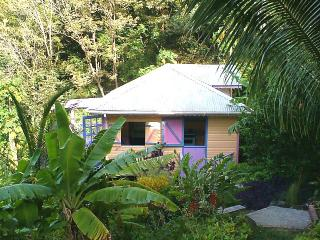 Caribbean Style Cottage with Magnificent Views - Carriacou vacation rentals